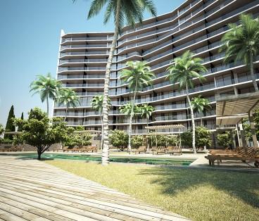 Drei-Schlafzimmer-Wohnung mit Terrasse in Bendinat Mar
