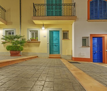 (Building 5&6) 2 bedroom apartment, porche, terrace and solarium in Portocolom
