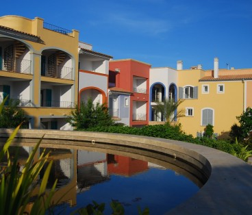 (Building 5&6) 3 bedroom apartment, porche, terrace and solarium in Portocolom